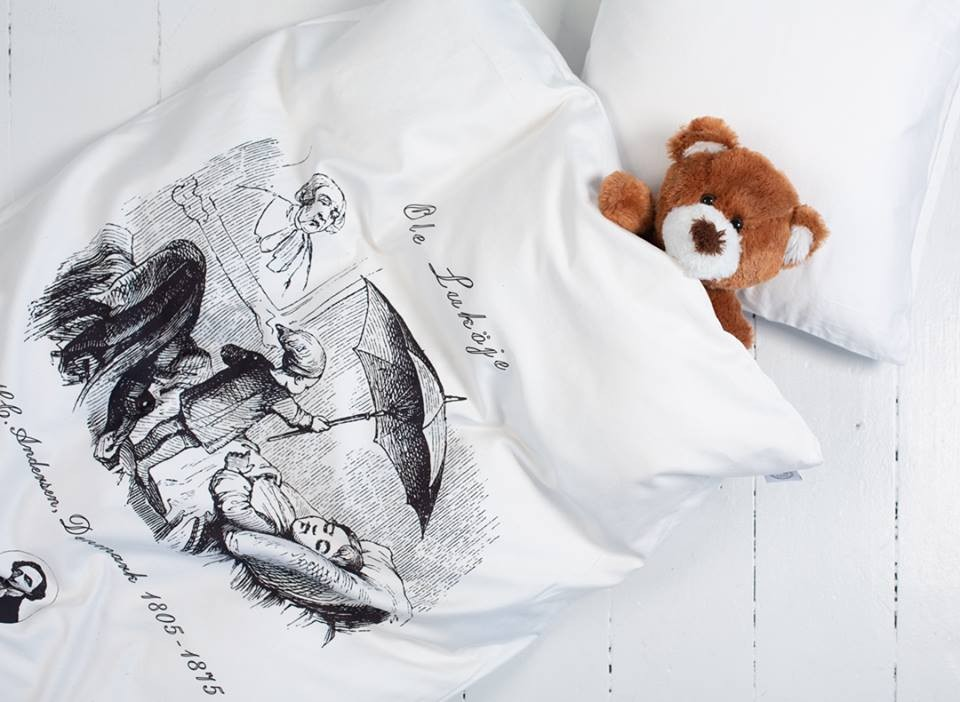H.C.Andersen by Holberg - Baby sengesæt